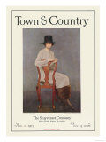 Town & Country, November 1st, 1919 Print