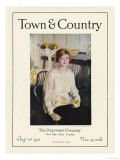 Town & Country, August 20th, 1921 Art