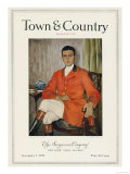Town & Country, November 1st, 1922 Posters