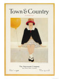 Town &amp; Country, December 1st, 1922 Posters