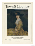 Town & Country, October 1st, 1919 Prints