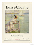 Town & Country, August 10th, 1921 Posters