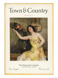 Town & Country, October 15th, 1922 Posters