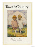 Town & Country, September 15th, 1922 Art