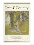 Town & Country, August 20th, 1920 Posters