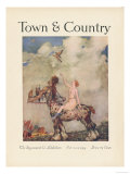 Town & Country, October 20th, 1915 Posters