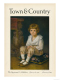Town & Country, December 10th, 1916 Print