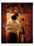 Tango Shop I Art by Trish Biddle