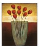 Tulips Aplenty II Posters by Eve Shpritser