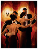 Tango Shop II Posters by Trish Biddle