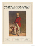 Town & Country, October 3rd, 1914 Poster