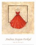 Take Me Dancing II Prints by Andrea Stajan-ferkul