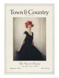 Town & Country, September 1st, 1923 Prints