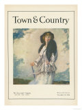 Town & Country, November 10th, 1916 Poster