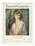 Town & Country, December 1st, 1920 Poster