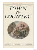Town & Country, September 26th, 1914 Print
