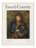 Town & Country, December 1st, 1917 Art