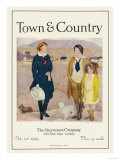 Town & Country, October 20th, 1919 Prints