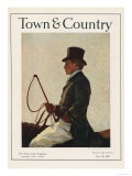 Town & Country, October 20th, 1917 Poster