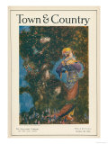 Town & Country, October 20th, 1916 Art