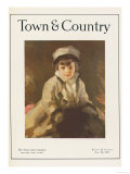 Town & Country, November 20th, 1917 Posters