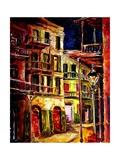New Orleans Side Street Giclee Print by Diane Millsap