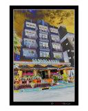 Clevelander Hotel Giclee Print by antonio harrison