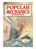 Popular Mechanics, July 1917 Prints