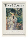 Town & Country, April 11, 1918 Prints