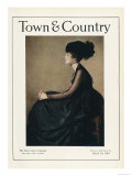 Town & Country, March 10th, 1918 Art