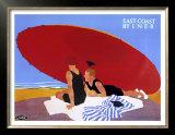 LNER, East Coast, c.1930 Prints by Tom Purvis