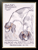 Internationale Hunde-Ausstellung Posters