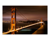 Golden Gate Bridge Photographic Print by Matt Blaisdell