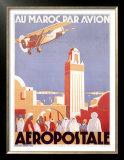 Marocco via Aeropostale Airline Prints