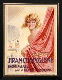 Savon France-Hygiene, 1925 Print