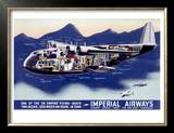 Imperial Airways, Flying Boat Posters
