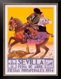 Sevilla Prints by  Hohenleiter