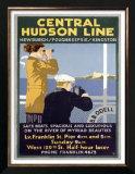 Central Hudson Line Poster