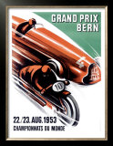 Bern Grand Prix, c.1953 Art by Ernst Ruprecht