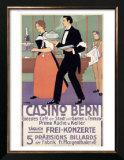 Casino Bern Prints by  Henliross