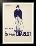 Charlie Chaplin Posters