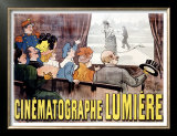 Cinematographe Lumiere Posters by Marcellin Auzolle