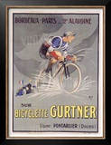 Bicyclette Gurtner Posters by Mich (Michel Liebeaux)