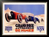 Grand Prix de Nimes, 1932 Prints