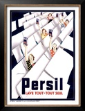 Persil Posters by Achille Luciano Mauzan