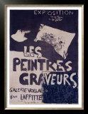 Peintres Graveurs Posters by Pierre Bonnard