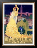 Sevilla Prints by  Estela