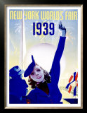World's Fair, New York, c.1939 Posters