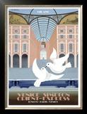 Milano Orient Express Prints by Pierre Fix-Masseau