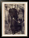 Les Miserables, 1899 Posters